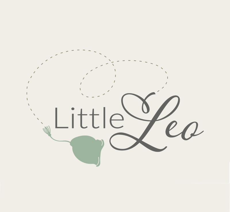 Logotyp för Little Leo – ekologisk sagofilt